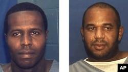 Charles Walker dan Joseph Jenkins dibebaskan dari penjara Franklin County di Florida akhir September dan awal Oktober 2013 yang lalu (Foto: dok).