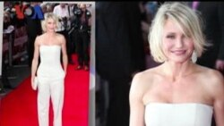 Tren Jumpsuit di Kalangan Selebriti Hollywood - VOA Pop News