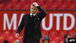Kocin Manchester United Ole Gunner Silskjaer.