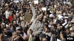 Grupos de la oposición han convocado a un millón de manifestantes para el martes.