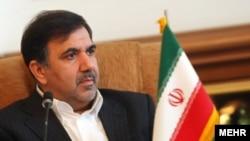 عباس آخوندی وزیر راه و شهرسازی جمهوری اسلامی ایران