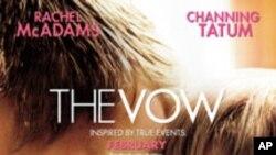 The Vow ภาพยนต์แนวรักฉวยจังหวะวาเลนไทน์ทำได้เกือบ 42 ล้านดอลล่าร์ที่อันดับหนึ่ง