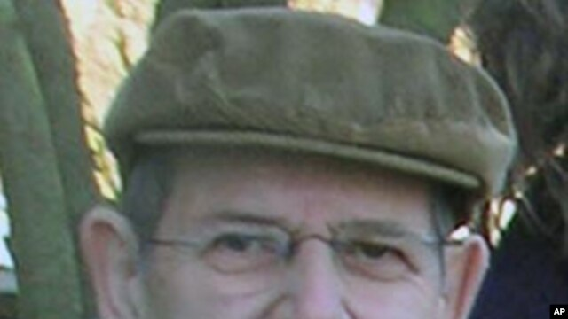 This Jan. 6, 2009 photograph provided by Mike Redwood shows Warren Weinstein in England. Weinstein was abducted by gunmen early Saturday, Aug. 13, 2011, from his home in Lahore, Pakistan.