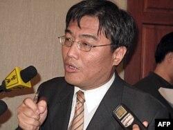 台湾司法院司法行政厅副厅长 黄麟伦
