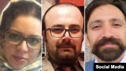 سه وکیل دادگستری، فرخ فروزان، پیام درفشان و هدی عمید در ایران بازداشت شدند.