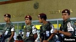 Las ferias electorales estarán custodiadas por el Comando Estratégico Operacional de la Fuerza Armada Nacional Bolivariana.