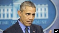 باراک اوباما رئیس جمهوری ایالات متحده - آرشیو