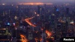 上海金融区