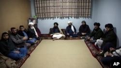 د کابل په پلچرخي زندان کې بندي طالبان
