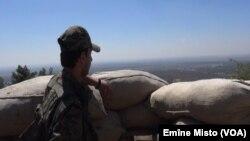 Şervanekî YPG li Efrînê