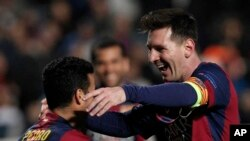 Lionel Messi es el máximo artillero en la Liga de Campeones de la historia.