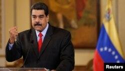 El presidente de Venezuela, Nicolás Maduro, rechazó antejuicio de mérito que se realizó en su contra en Colombia.