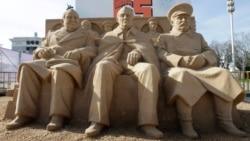 建国史话(198): 罗斯福逝世
