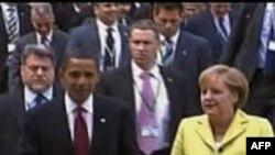 Президент Обама в Дрездене