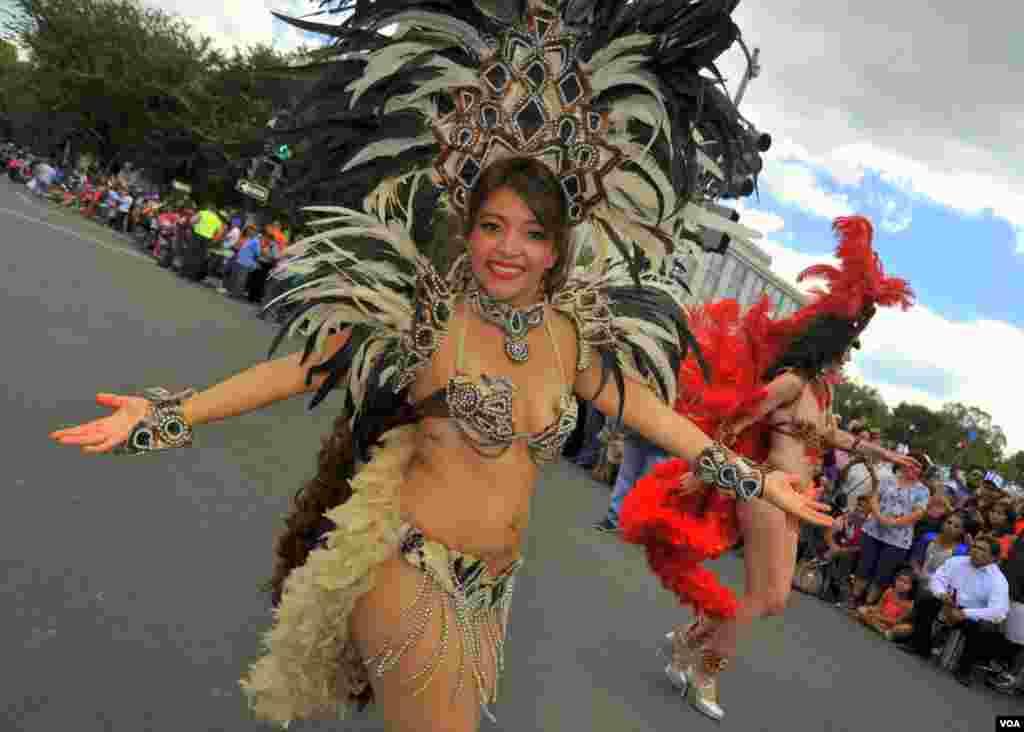 Латиноамериканский карнавал