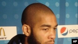 US defender Oguchi Onyewu, 17 Jun 2010