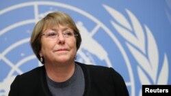 Trưởng Cao ủy Nhân quyền Liên Hiệp Quốc Michelle Bachelet êu gọi một cuộc điều tra độc lập về vụ bạo lực làm thiệt mạng 20 người trong tuần qua.