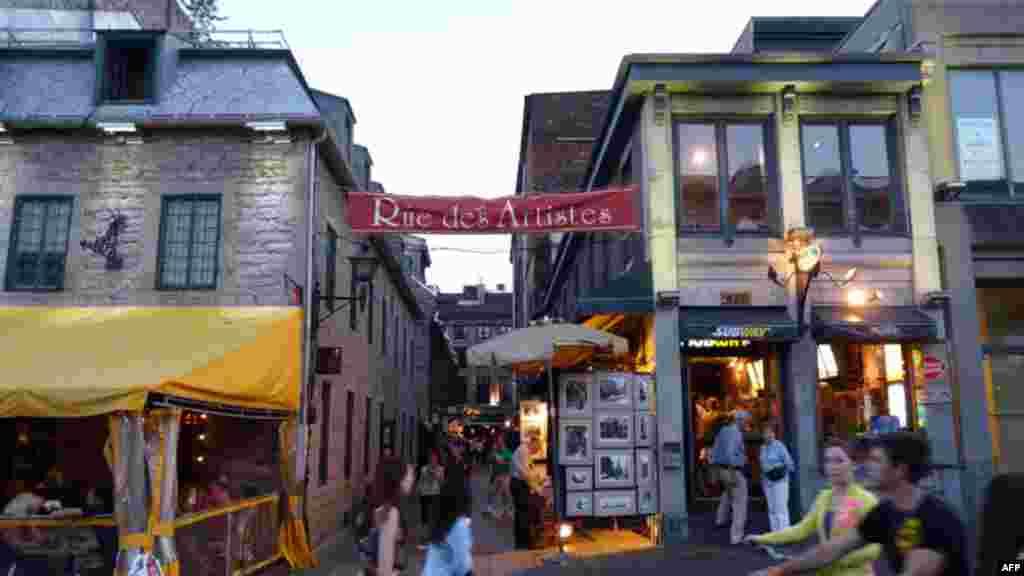 Sanatçılar sokağı