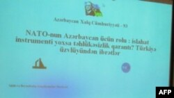 NATO-nun Azərbaycan üçün rolu: Türkiyə üzvlüyündən ibrətlər müzakirə edilib