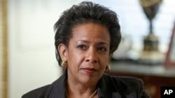 Loretta Lynch, nominada para Secretaria de Justicia de EE.UU.