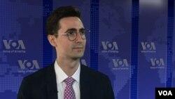 Srbija nema apsolutno nikakve šanse da postane članica EUukoliko predsednik Vučić, na čelu SNSi države Srbije, ne posveti svu svoju energiju unapređenju vladavine prava i slobode medija, koje su osnova funkcionisanja jednog demokratskog društva: Marko Čeperković (Foto: VOA)