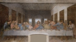 "Leonardo da Vinci's ""Last Supper"""