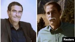 올해 물리학상을 수상한 프랑스의 세르쥬 아로슈 (왼쪽)와 미국의 데이비트 와인랜드 (오른쪽).