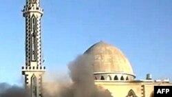 Suriyanın Homs şəhərində zorakılıqlar bu gün də davam edib (Yenilənib)