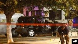 墨西哥暴力事件大多與毒品走私有關。