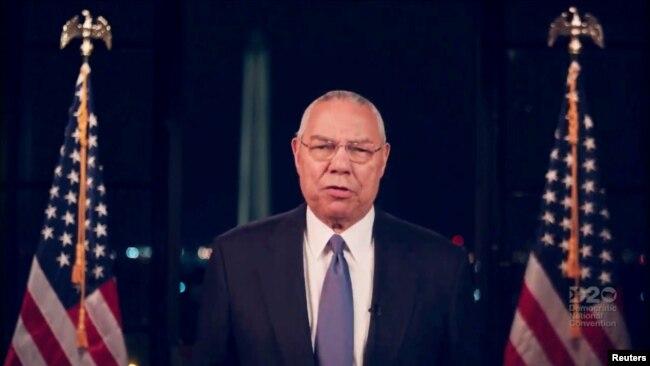 Eski ABD Dışişleri Bakanı Colin Powell