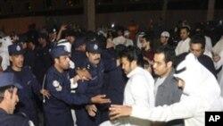 کویت: حکومت مخالف مظاہروں کا دوسرا روز