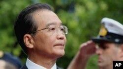 中国总理温家宝(资料照)