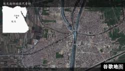埃及南部城镇代鲁特