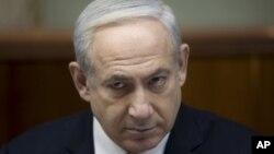 بنیامین نتانیاهو، نخست وزیر اسراییل