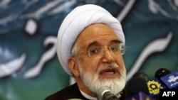Lãnh đạo đối lập Iran Medhi Karroubi
