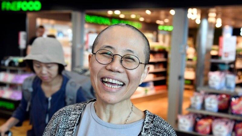 La veuve du dissident Liu Xiaobo arrive à Berlin