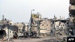 Sirijski grad Homs stalno poprište napada vladinih snaga.