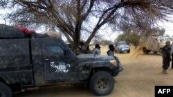 Des soldats tchadiens à Kidal