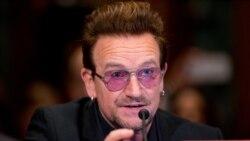Top Ten Música na América: Bono acusado de roubo