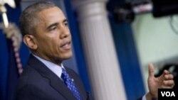 ປະທານາທິບໍດີ Barack Obama