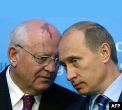 Mixail Gorbachyov fikricha Putin nimaga qodirligini ko'rsatib bo'ldi