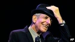 Hallelujah, la canción más famosa de Cohen, le tomó cinco años escribirla, según la revista The New Yorker.