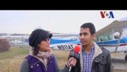 Satwika Wiratama, Pilot Indonesia di AS - Liputan Feature VOA
