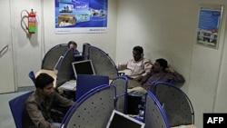 Ấn Độ là nước có số người sử dụng internet nhiều hàng thứ ba thế giới, sau Trung Quốc và Hoa Kỳ