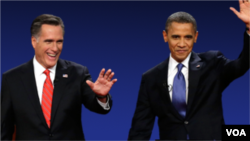 Obama/Romney Town Hall Debate, October 16, 2010
