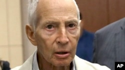 Robert Durst fue objeto de la serie documental The Jinx de HBO.