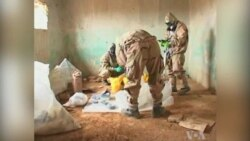 US Weighs Military Options for Syria Chemical Weapons