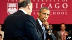 مخالفان توافق همچنان از آن ناراضی اند و از سوی دیگر، بانک ها و موسسات اقتصادی برای همکاری با ایران، از اوباما انتظار دارند.