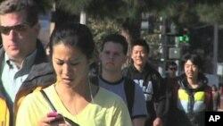 美國大學校園移民佔相當大比例