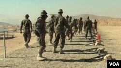 在阿富汗的外國軍隊將會在2014年完成撤軍工作(資料圖片)